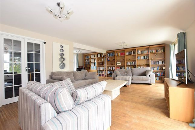Thumbnail Detached house for sale in Dover Road, Sandwich, Kent