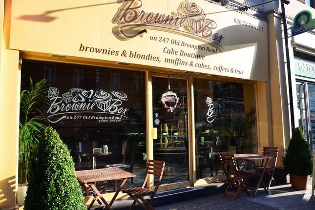 Thumbnail Restaurant/cafe for sale in Old Brompton Road, London