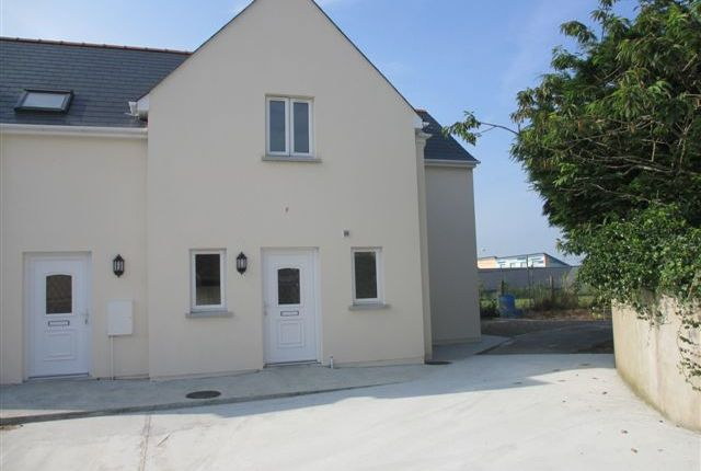 Semi-detached house for sale in Portfield, Haverfordwest