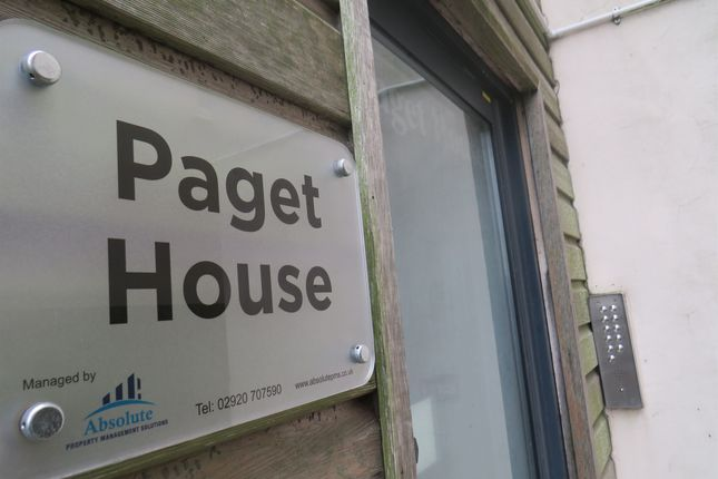Paget Road, Barry Island, Barry CF62