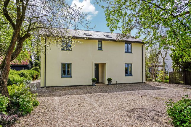 4 bed detached house for sale in High Street, Flowton, Ipswich IP8