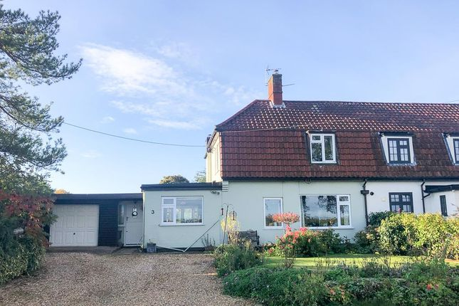 Thumbnail Semi-detached house for sale in Birdingbury Road, Leamington Hastings, Rugby