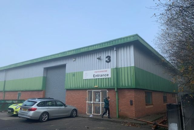 Thumbnail Light industrial to let in Halesfield 24, Telford