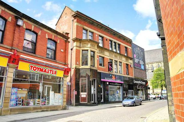 Crompton Street, Bury BL9