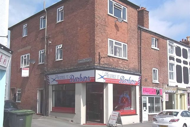 Thumbnail Flat to rent in 71B, Beatrice Street, Oswestry, Shropshire