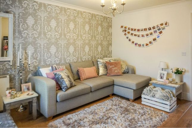 Living Room of Allwood Drive, Nottingham NG4