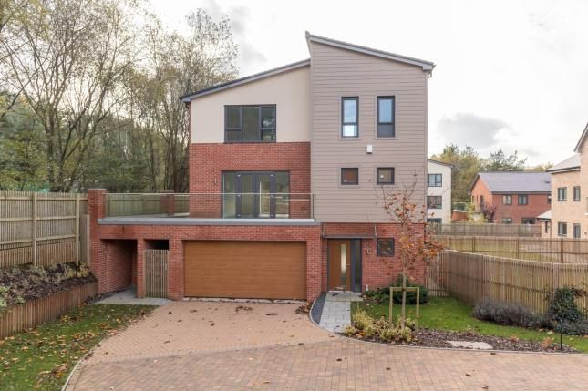 Thumbnail Detached house for sale in Fallow Park, Rugeley Road, Hednesford, Cannock