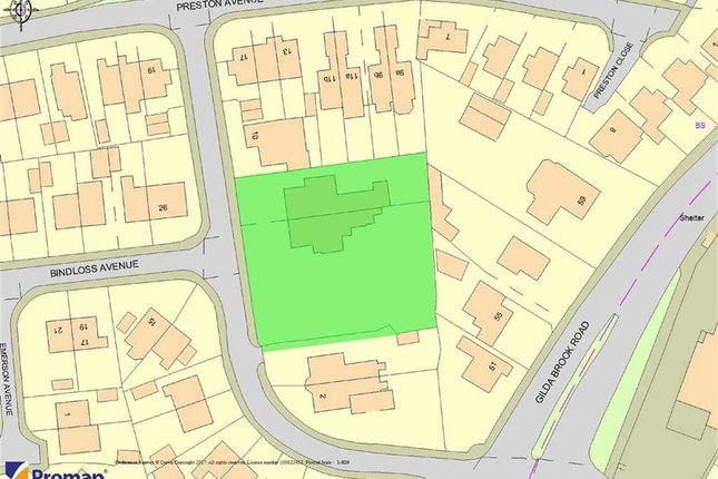 Thumbnail Commercial property for sale in Bindloss Avenue, Eccles, Manchester