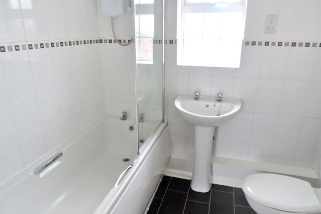 Bathroom of Pipkin Court, Parkside, Coventry. CV1