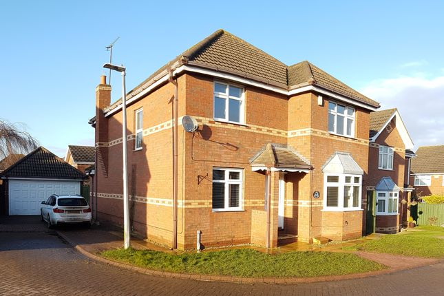 Thumbnail Detached house for sale in Mill Rise, Skidby, East Riding Of Yorkshire