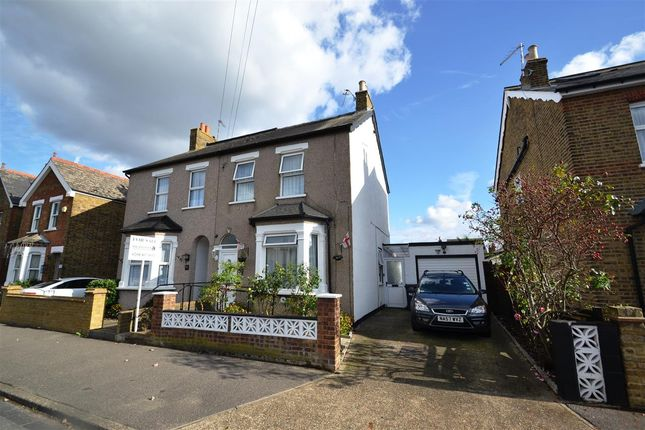 Thumbnail Semi-detached house for sale in Tachbrook Road, Feltham