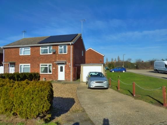 Thumbnail End terrace house for sale in Dedham, Colchester, Essex