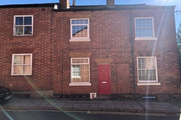 Thumbnail Terraced house to rent in West Street, Leicester