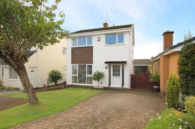 Thumbnail Detached house for sale in Alport Rise, Dronfield Woodhouse, Dronfield, Derbyshire