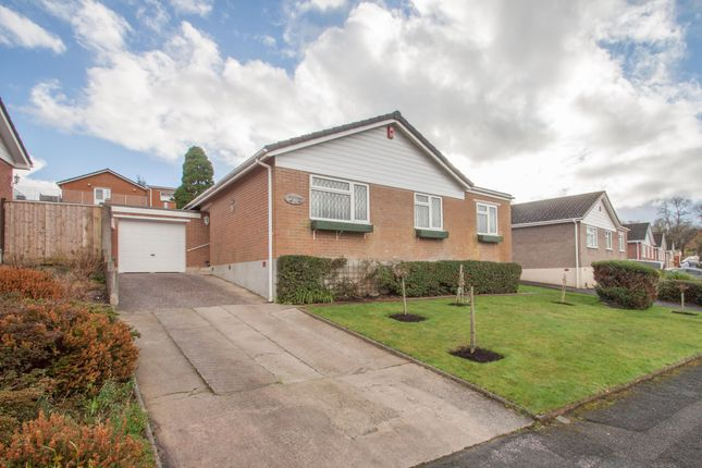 Thumbnail Detached bungalow for sale in Dunraven Drive, Derriford, Plymouth