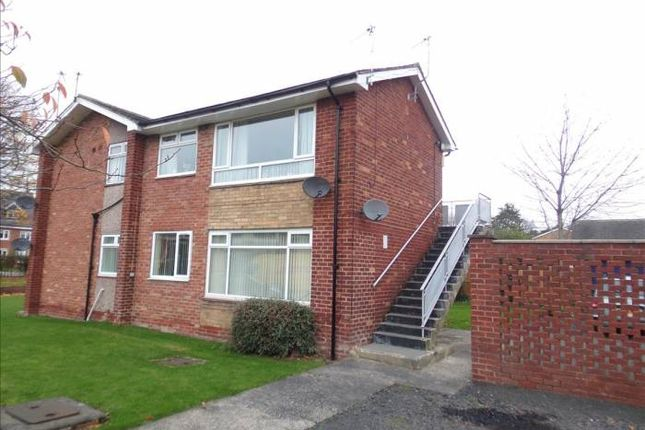 Thumbnail Flat for sale in Raby Road, Newton Hall, Durham