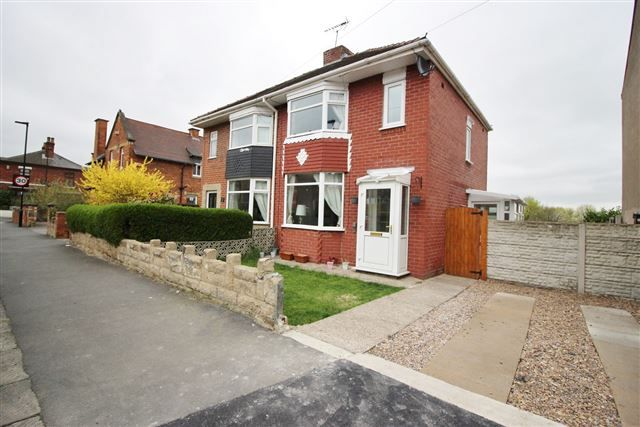 Thumbnail Semi-detached house for sale in Balmoral Road, Woodhouse, Sheffield