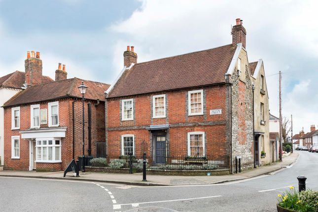 Thumbnail Detached house for sale in Queen Street, Emsworth, Hampshire
