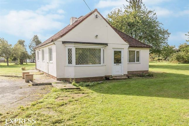 Thumbnail Detached house for sale in Marsh Lane, New Holland, Barrow-Upon-Humber, Lincolnshire