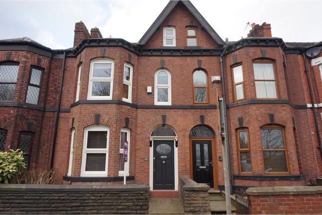 Thumbnail Terraced house for sale in Queens Park Road, Heywood