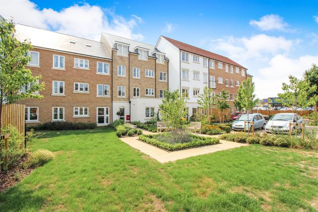 Thumbnail Flat for sale in Moorhouse Lodge, Edison Bell Way, Huntingdon