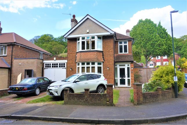 Thumbnail Detached house for sale in Rochester Drive, Bexley