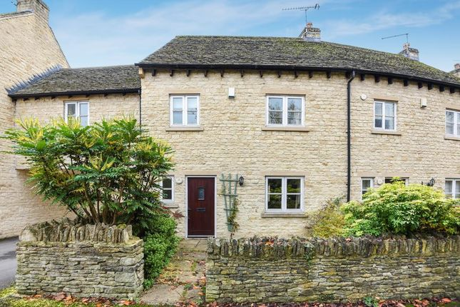 Thumbnail End terrace house for sale in Bampton, Witney