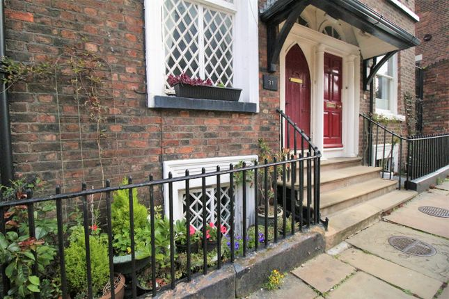 Thumbnail Terraced house for sale in Mount Street, Liverpool