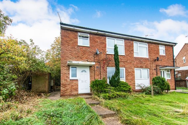 Thumbnail Semi-detached house for sale in Bailey Brook Crescent, Langley Mill, Nottingham
