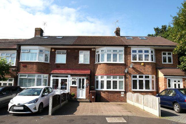 Thumbnail Terraced house for sale in Halidon Rise, Harold Wood, Romford