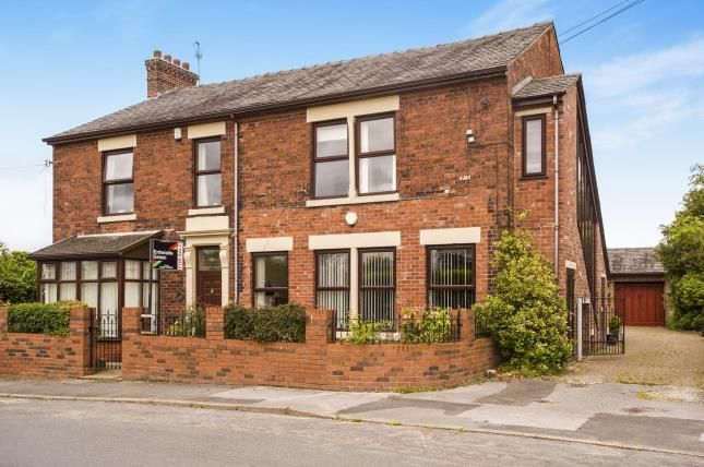 Thumbnail Detached house for sale in Chapel Lane, Coppull, Chorley, Lancashire
