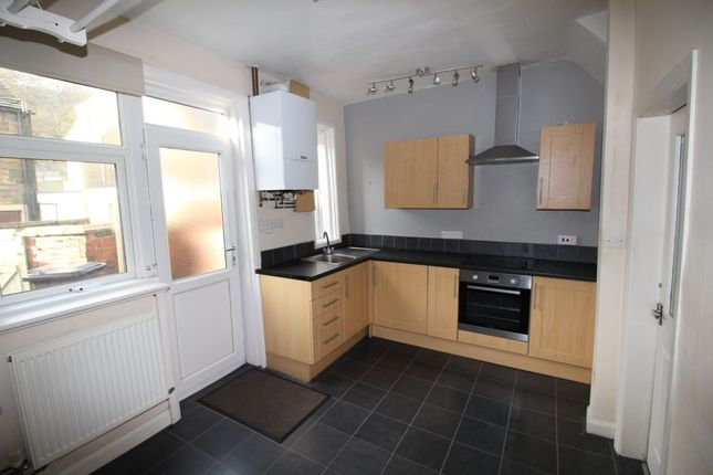 Thumbnail Terraced house to rent in Pine Road, Todmorden