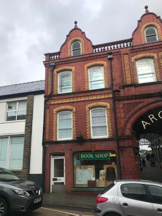 Thumbnail Flat to rent in College Street, Ammanford