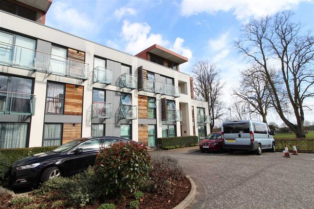 Thumbnail Flat for sale in Stephenson House, Cavalry Road, Colchester