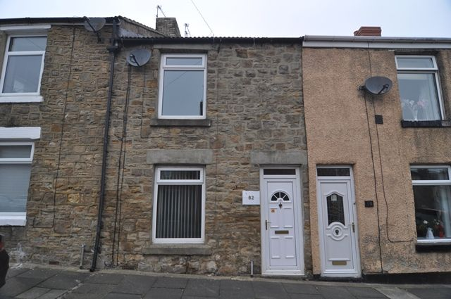 Thumbnail Terraced house to rent in South Street, Spennymoor