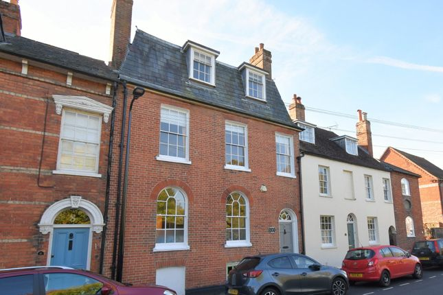 Thumbnail Terraced house for sale in West Mills Yard, Kennet Road, Newbury