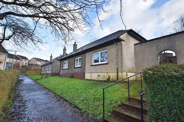 Thumbnail Semi-detached bungalow for sale in Benmore Lane, Greenock
