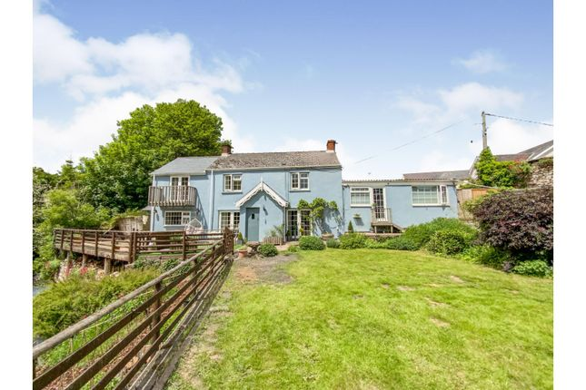 Thumbnail Detached house for sale in School Lane, Pontypool