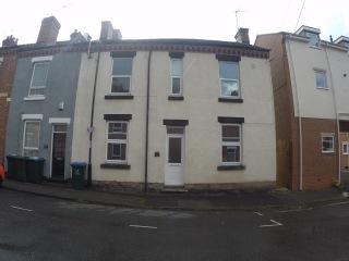 Terraced house in  Bedford Street  Earlsdon  Coventry  Birmingham