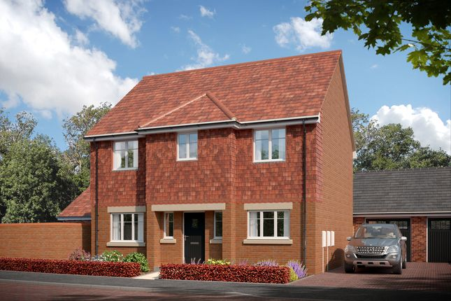 Thumbnail Detached house for sale in The Misbourne, Chiltern View, Vicarage Road, Pitstone, Buckinghamshire