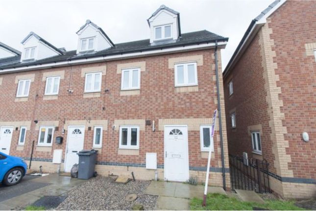 Thumbnail Semi-detached house to rent in Manse Farm Mews, Barnsley
