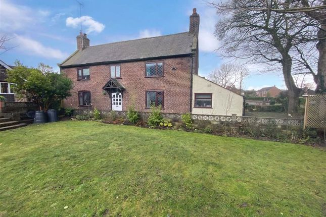 Thumbnail Detached house for sale in Liverpool Road, Buckley, Flintshire