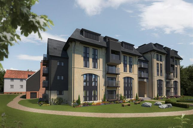 Thumbnail Flat for sale in Heron Gate, Great Baddow, Chelmsford