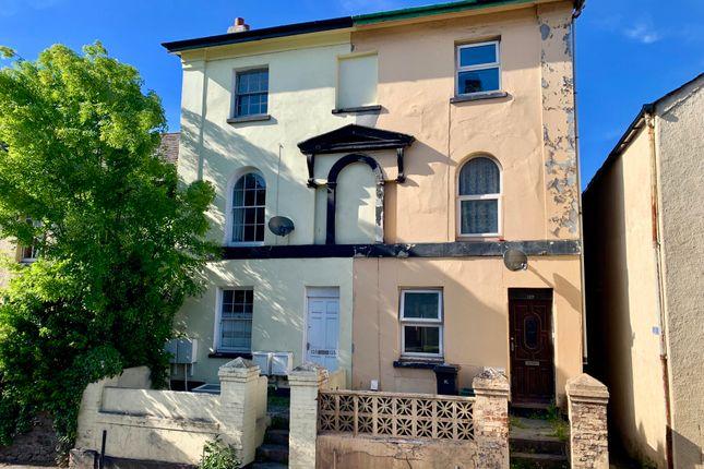 Thumbnail Maisonette to rent in East Street, Newton Abbot