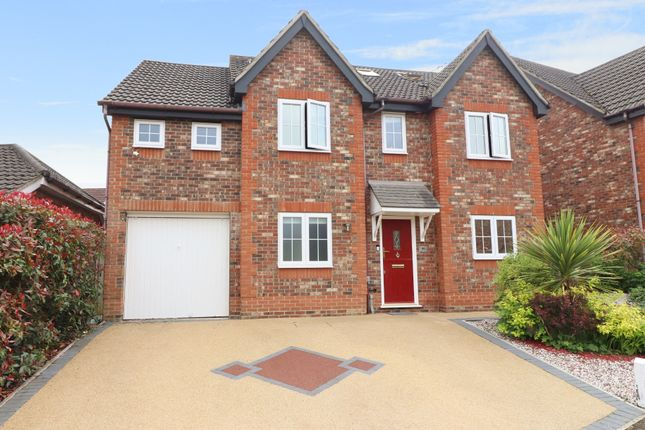 Thumbnail Detached house for sale in Bluestar Gardens, Hedge End, Southampton