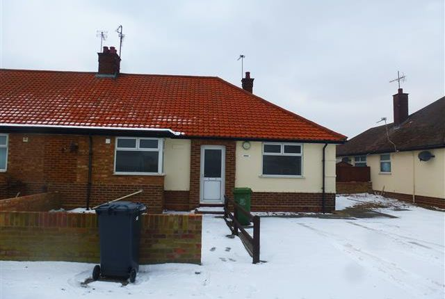 Thumbnail Bungalow to rent in John Road, Caister-On-Sea, Great Yarmouth