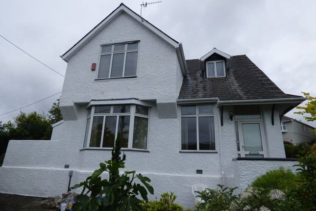 Thumbnail Property to rent in Radford Park Road, Plymouth, Devon
