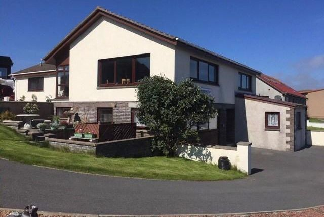 Thumbnail Detached house for sale in Kantersted Road, Lerwick