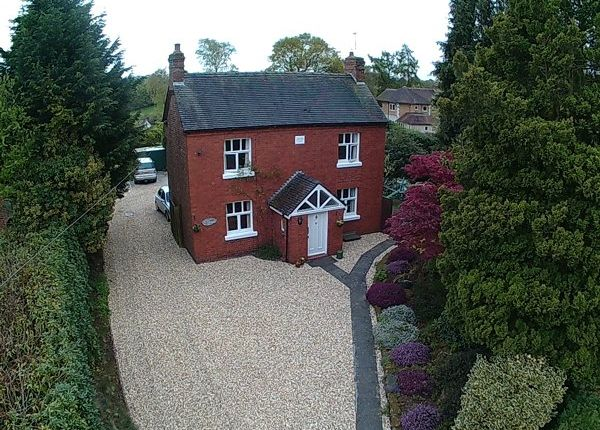 Thumbnail Detached house for sale in Buntingsdale Road, Market Drayton