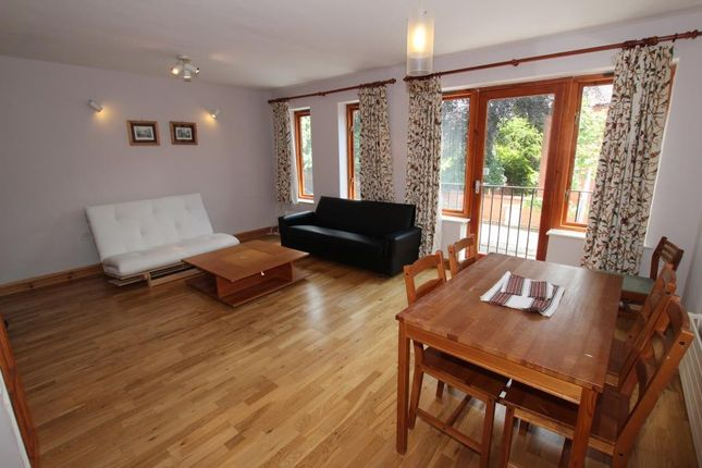 Thumbnail Town house to rent in Clumber Road East, The Park, Nottingham